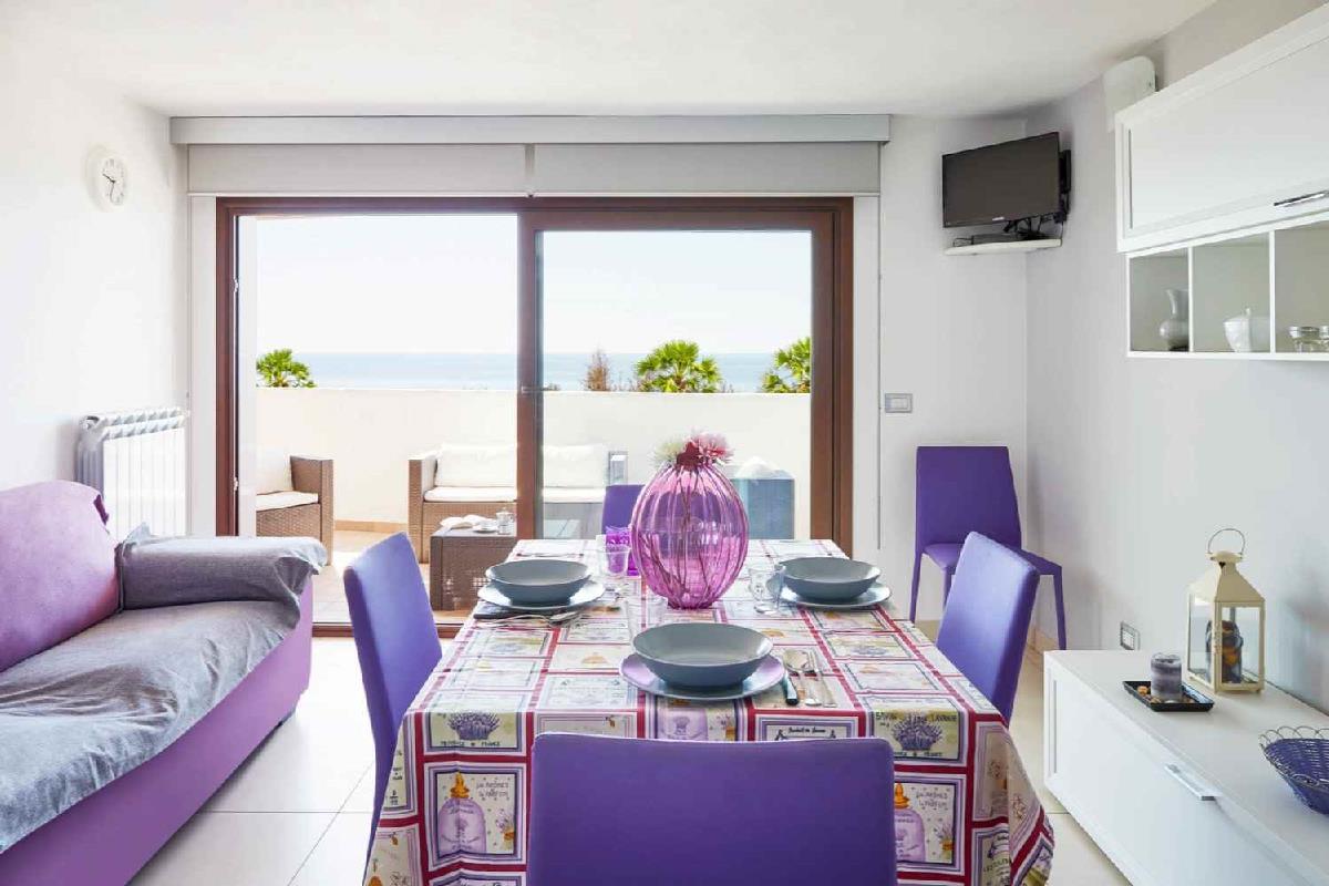 Aura Casa Mare Pozzallo Sicilia