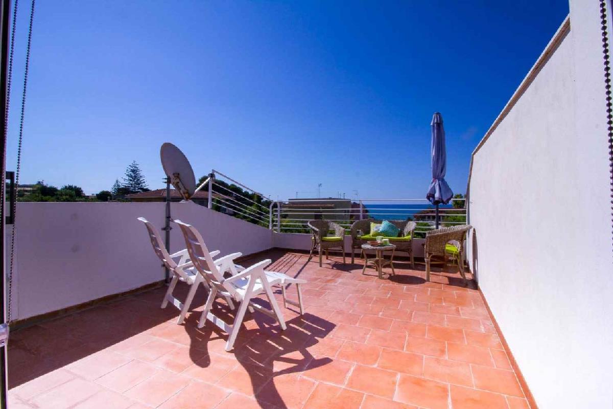Villa Marina VistaMare1 Pozzallo Sicilia